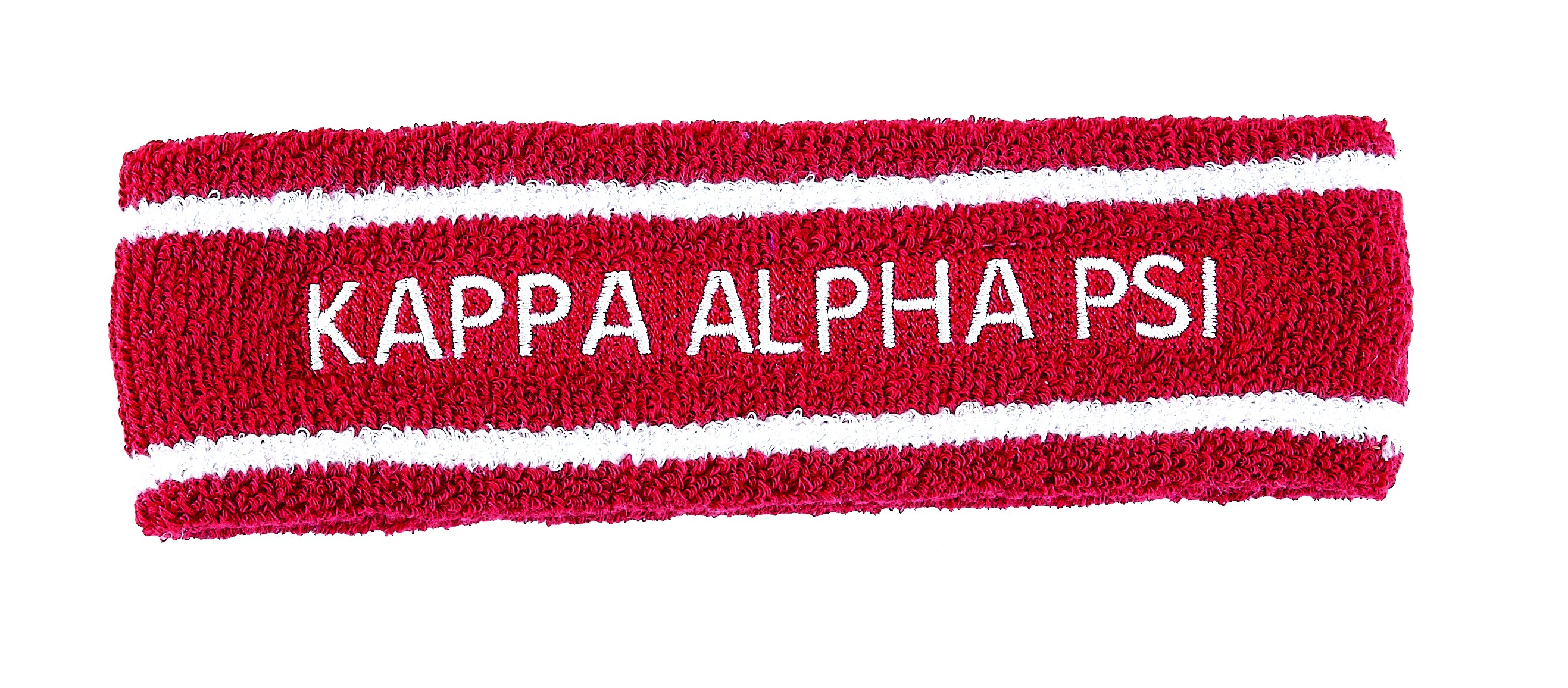 Fraternity Terry Headband