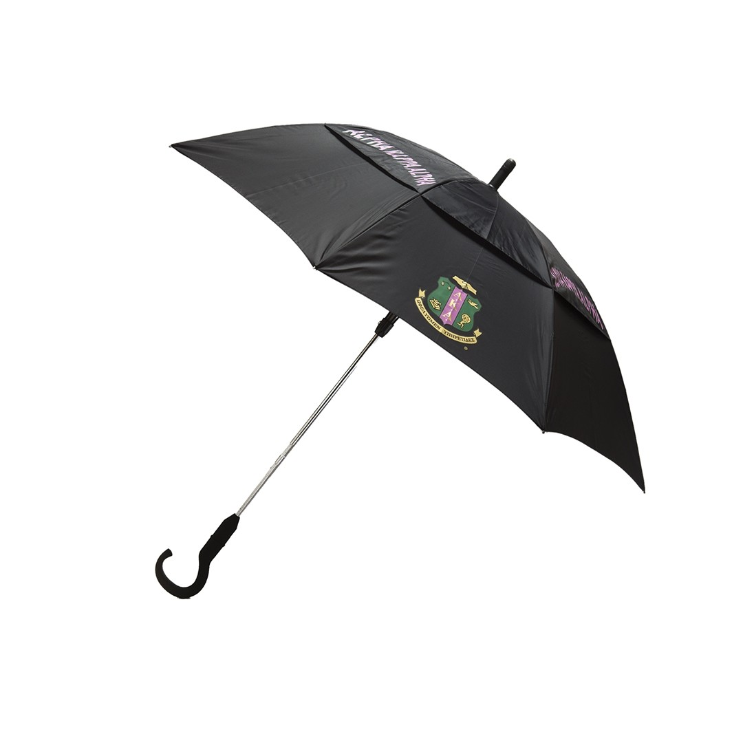 Symbolically Vented Umbrella