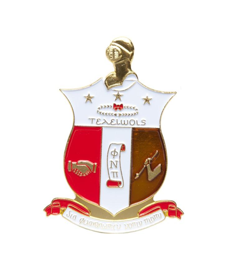 Die cut car badge-Kappa Alpha Psi