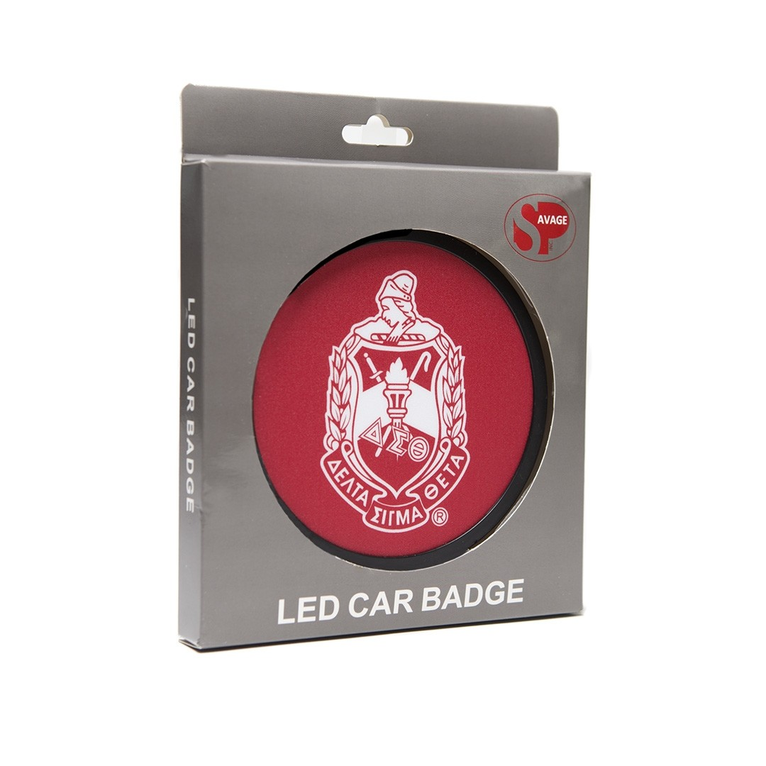LED Car Badge