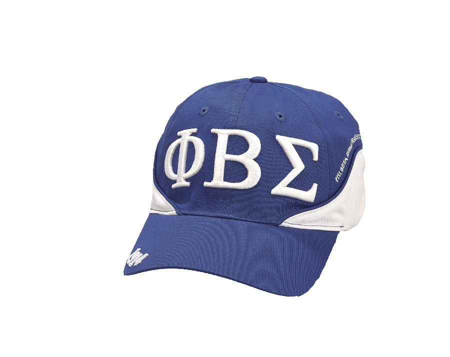Two-Tone Fraternity Cap-Phi Beta Sigma