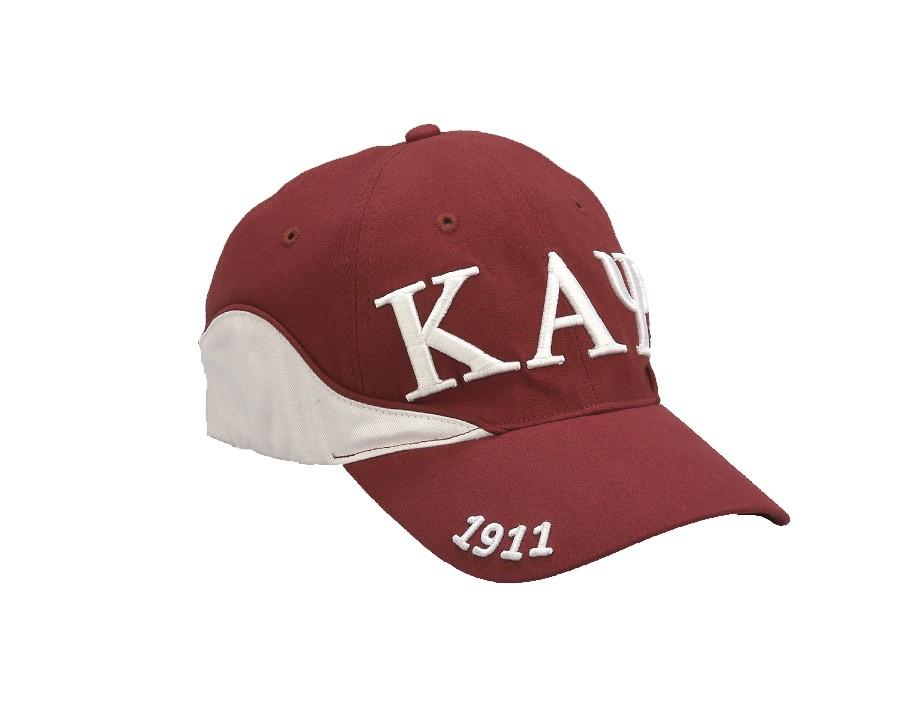 Two-Tone Fraternity Cap-Kappa Alpha Psi