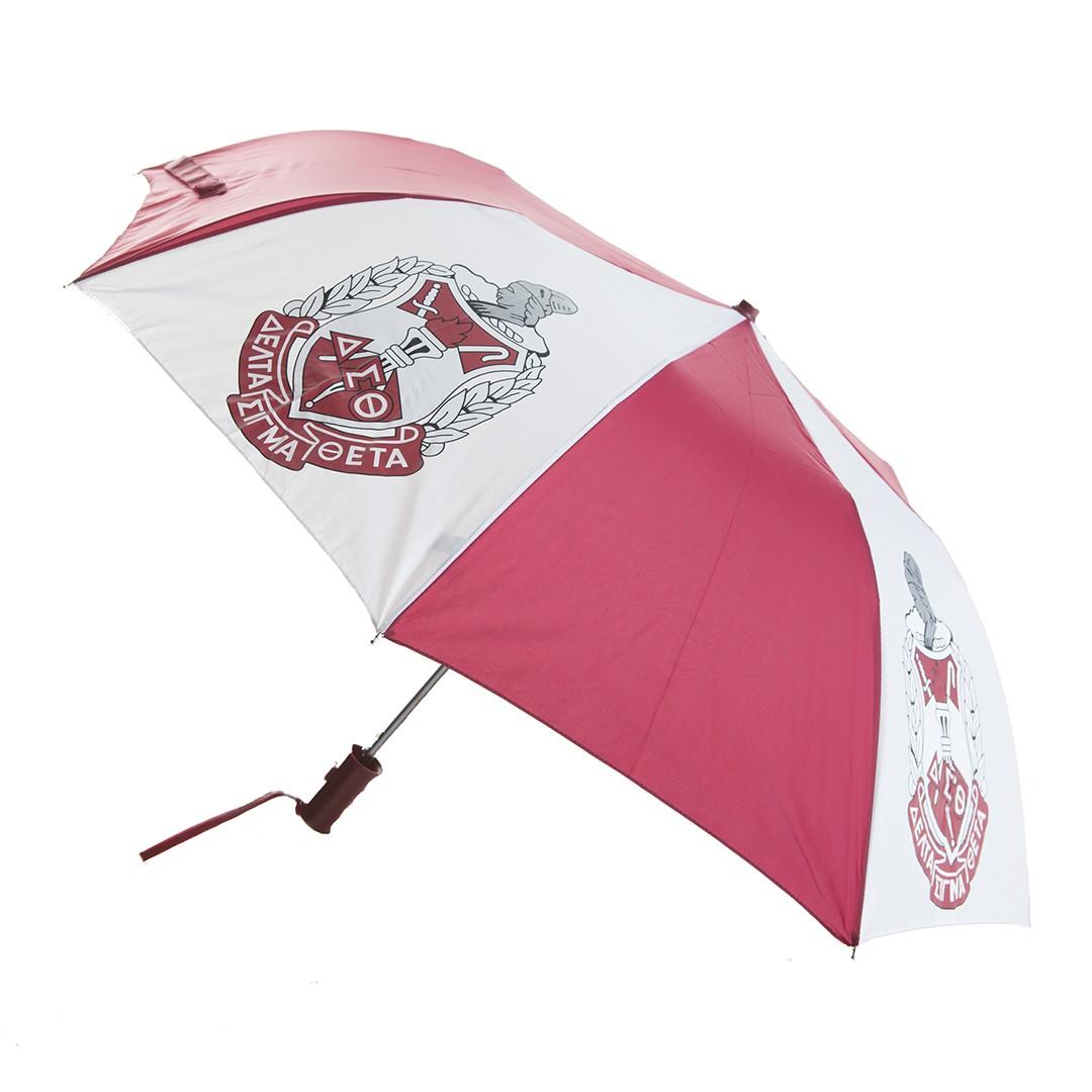 "Folding Umbrella 10""  Inch Logo"