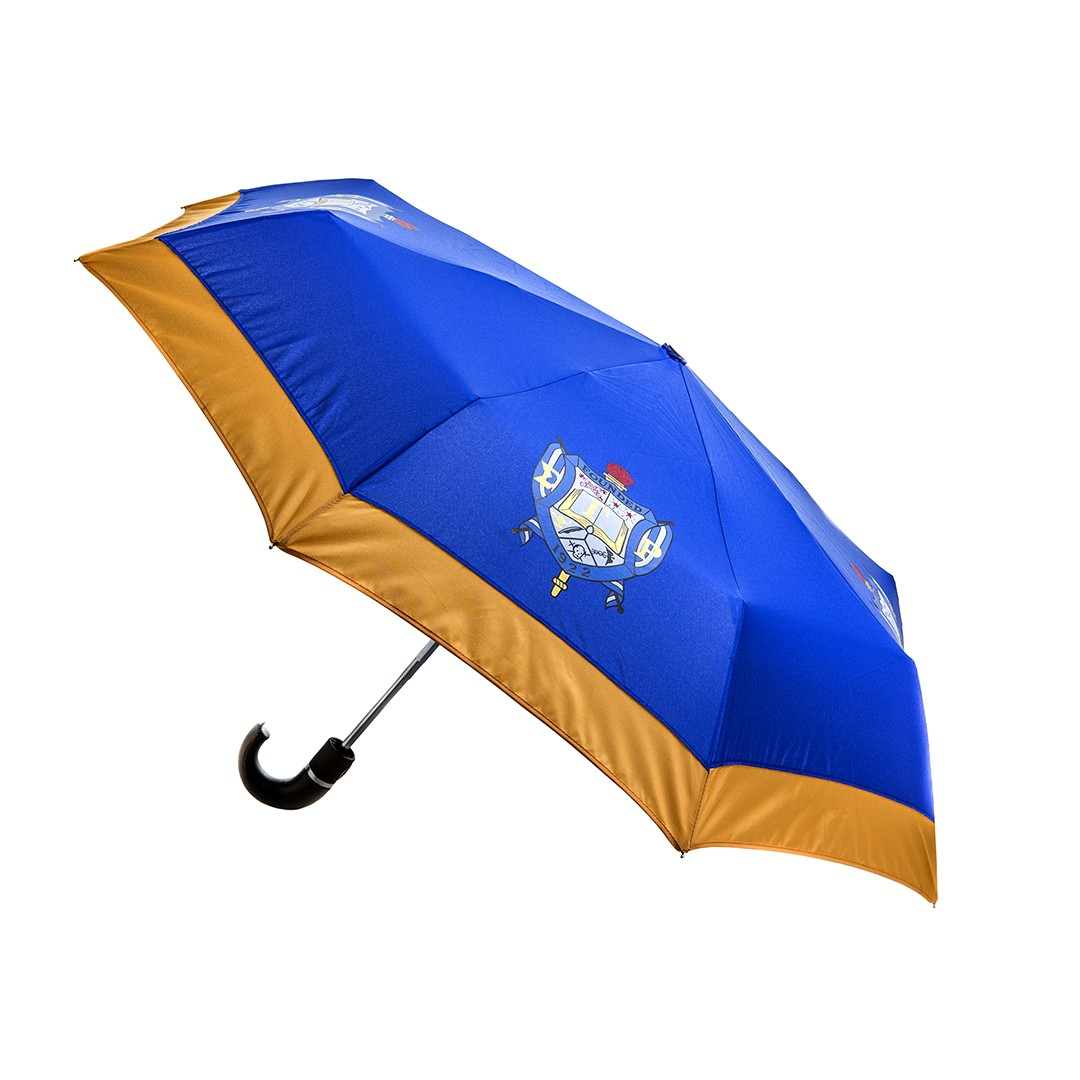 Sorority Mini Auto up/down Umbrella Sigma Gamma Rho