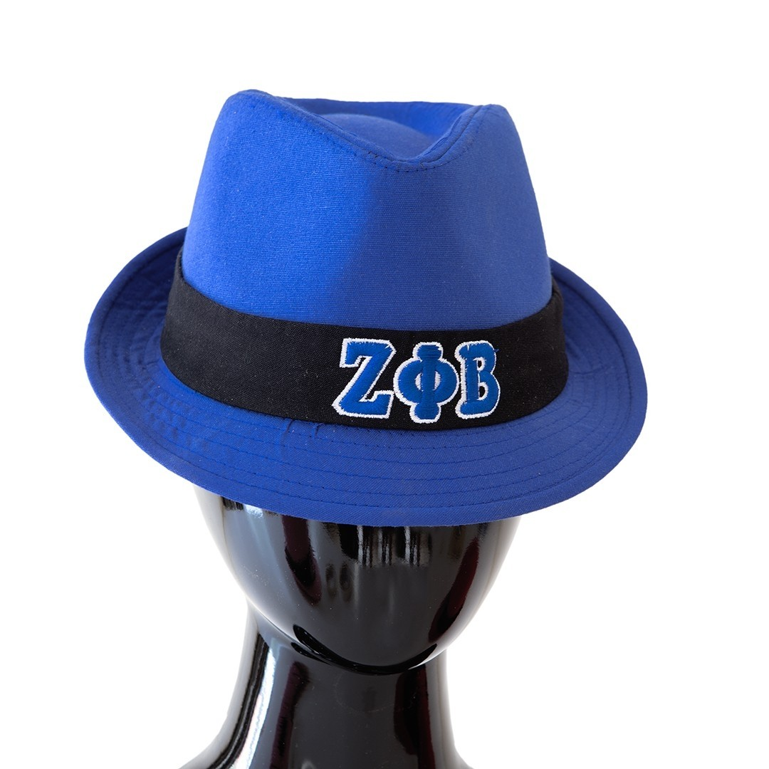 Sorority Fashion Fedora