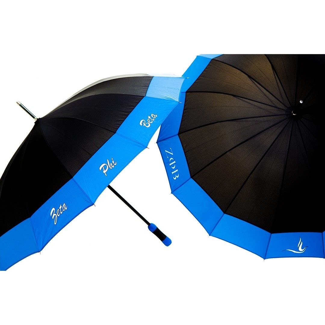 Sorority Classy 14 Panel Umbrella