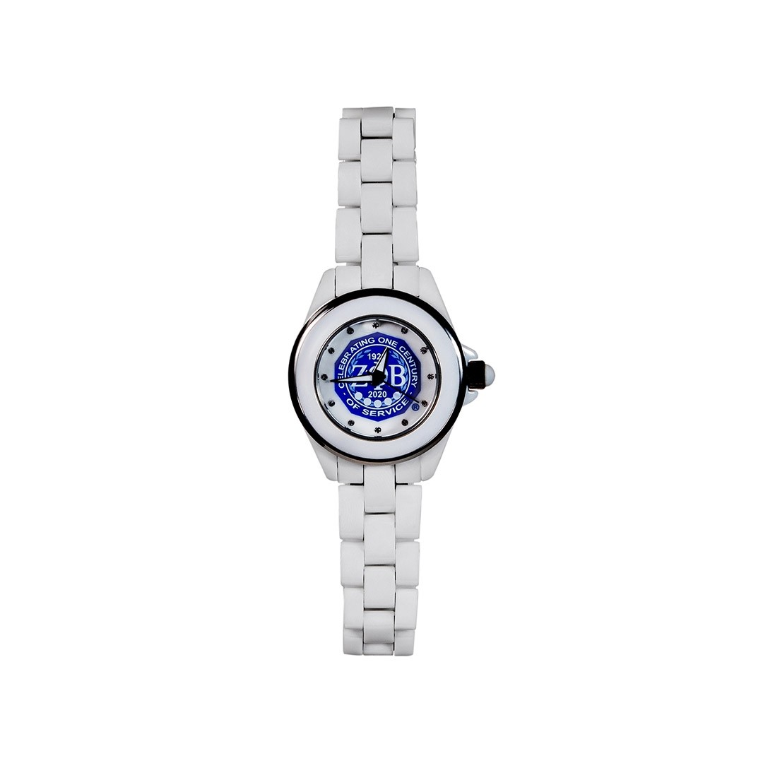 MOTHER OF PEARL Ceramic Watch