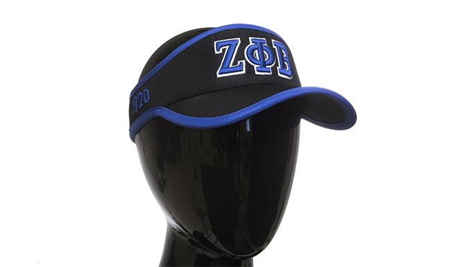 Zeta Visor Black