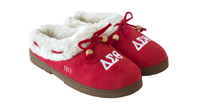 Delta Cozy Slippers