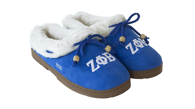 Zeta Cozy Slippers