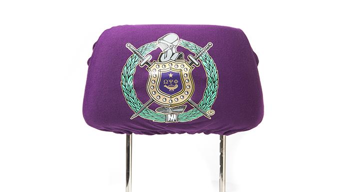 Omega Headrest Cover