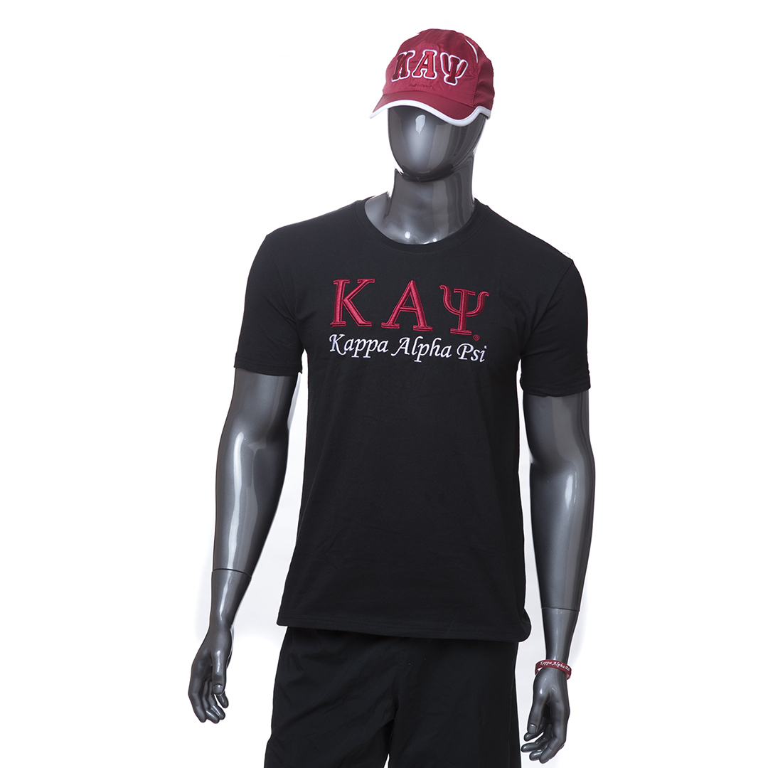 Kappa Alpha Psi Full Body Mannequin