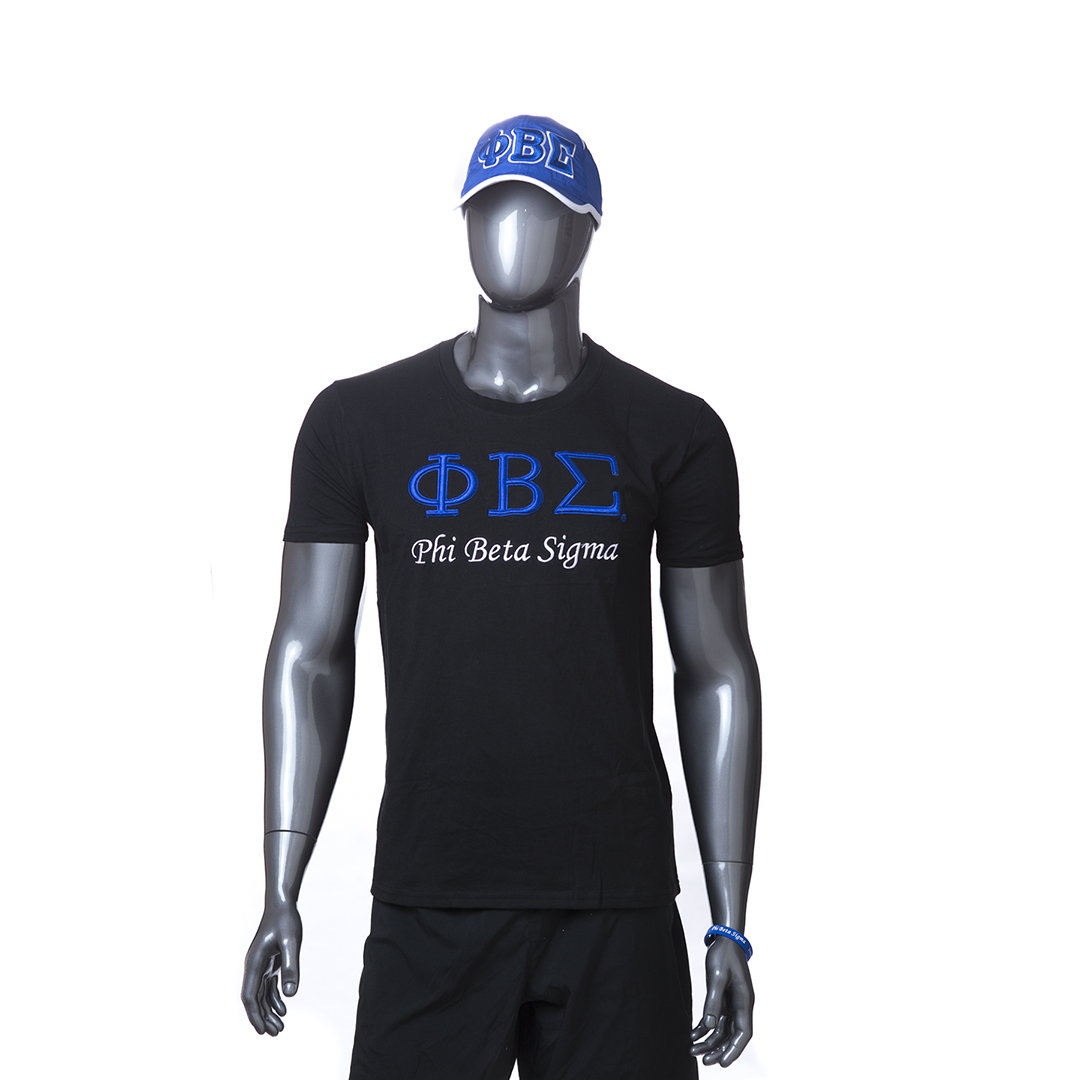 Phi Beta Sigma Full Body Mannequin