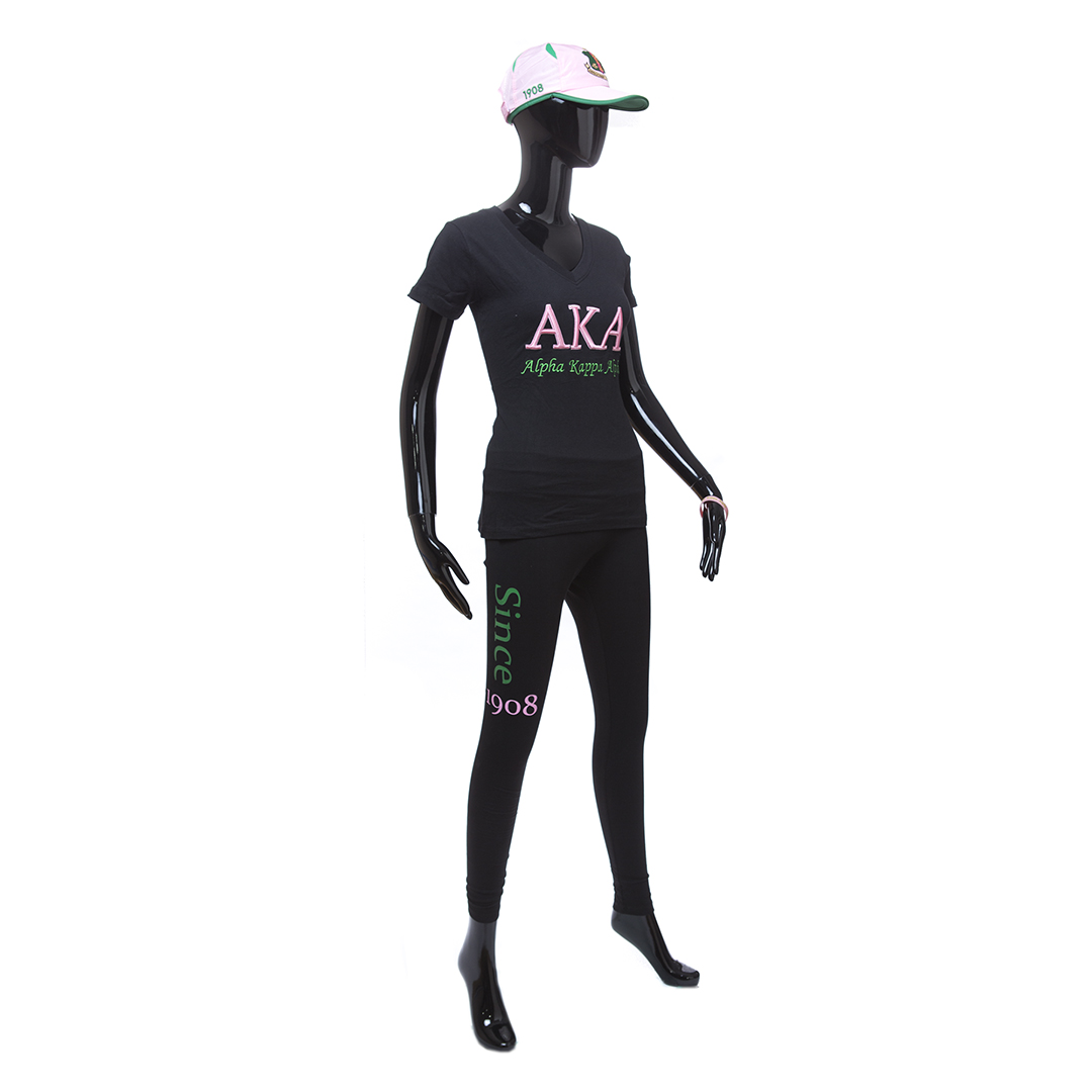 Alpha Kappa Alpha Full Body Mannequin