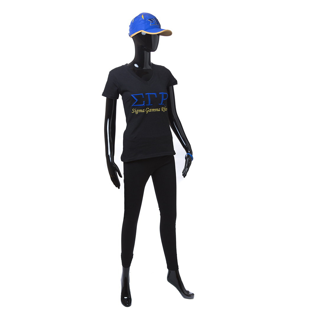 Sigma Gamma Rho Full Body Mannequin