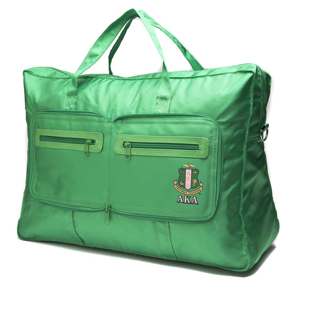 AKA Green Folding Bag