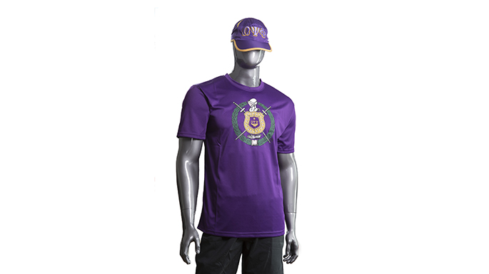 Omega Psi Phi Performance Tee