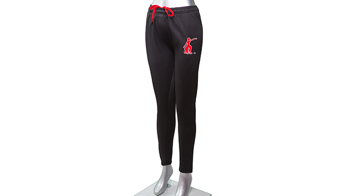 DST Black Trainer Pants