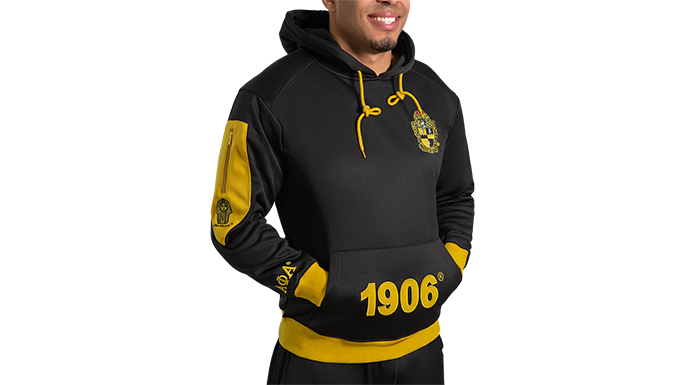 Alpha Phi Alpha Hoodie Pullover