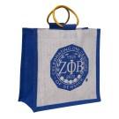 Centennial Mini Jute Bag - Zeta Phi Beta