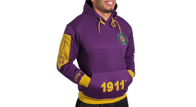 Omega Psi Phi Hoodie Pullover