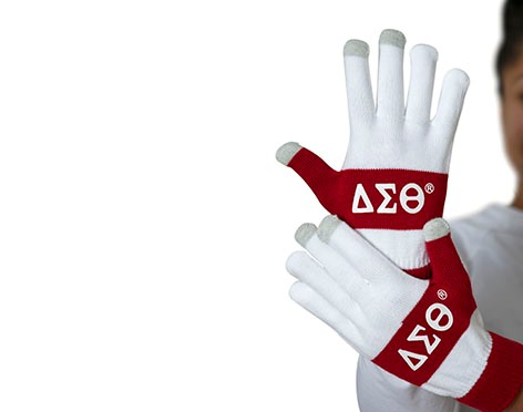 DST Knit Texting Gloves