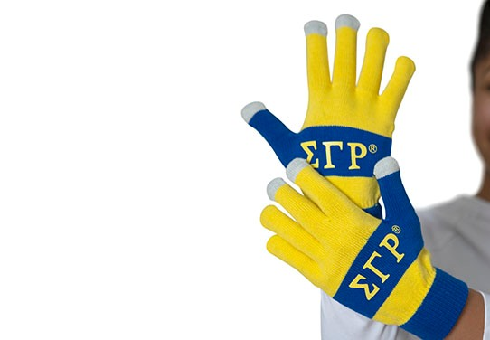 SGRho Knit Texting Gloves