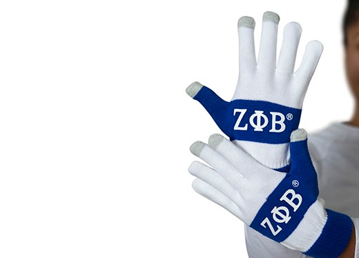 Zeta Knit Texting Gloves