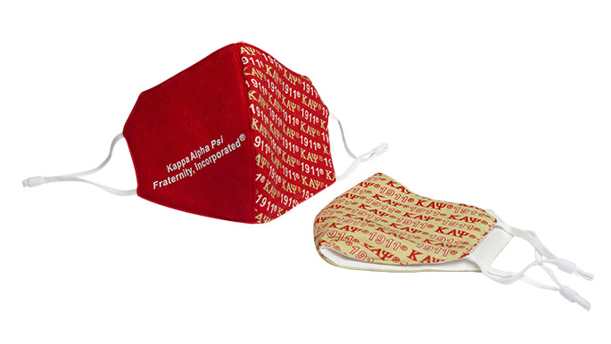 Kappa Alpha Psi Mask Set
